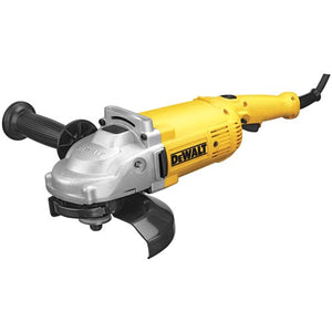 DeWALT DWE4517 7-in 8,000 RPM 4 HP Angle Grinder with Trigger Lock-On
