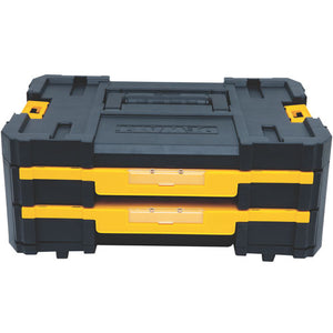DeWALT DW TSTAK Double Shallow Drawers - DWST17804