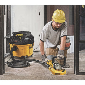 DeWALT DWV010 8-Gallon HEPA Dust Extractor with Automatic Filter Cleaning