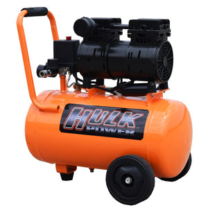 EMAX HP01P006SS 120-Volt 1 HP 6 Gallon Silent Portable Electric Air Compressor