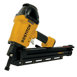 "Bostitch F28WW 2"" to 3-1/2"" Clipped Head Framing Nailer with Magnesium Housing"