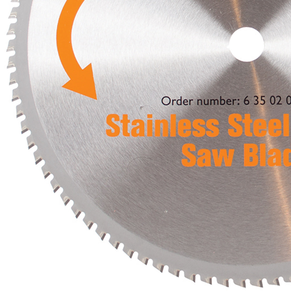 MCBL14-SS Fein 63502014620 14-Inch 90-TPI Stainless Steel Cutting Saw Blade