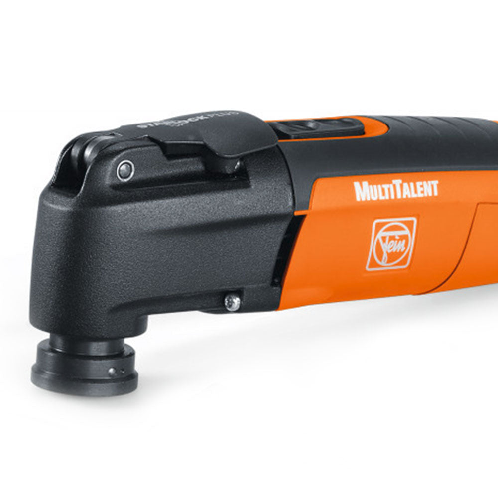 Fein 72295362090 Oscillating Multi-Tool with Bag and Start Accessory  FMT250QSL