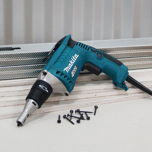 Makita FS4200 6 Amp 8-Ft Corded Lightweight Adjustable Depth Drywall Screwdriver