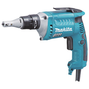 Makita FS6200 0-6,000 RPM 6.0 Amp Adjustable Deptch Corded Drywall Screwdriver