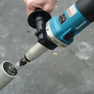 Makita GD0800C 1/4-Inch 6.6 Amp Variable Speed Soft Start Corded Die Grinder