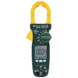 Greenlee CMI-600 600-Amp Durable Industrial AC/DC True RMS Clamp Meter