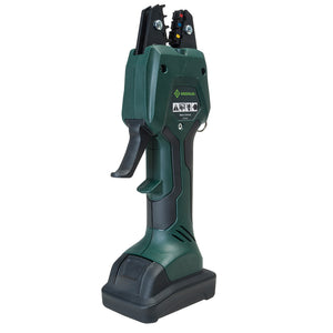 Greenlee EK50ML12011 10.8-Volt Durable Cordless Micro Crimping Kit w/ 12mm Jaw