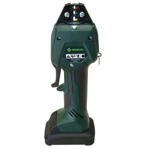 Greenlee EK50ML120B Durable Cordless Micro Cripming Tool w/ 12mm Jaw - Bare Tool