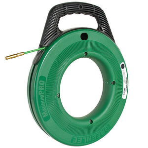 Greenlee FTF540-100 100-Foot x 11/64-Inch Fiberglass Compact Fish Tape