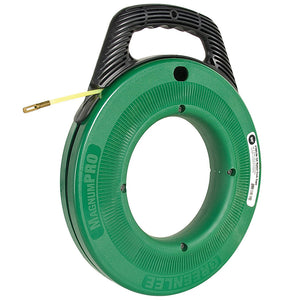 Greenlee FTN536-50 50-Foot x 3/16-inch MagnumPRO Nylon Compact Fish Tape