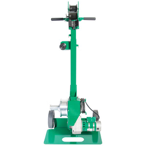 Greenlee G3 Heavy Duty Portable Adjustable Wheeled Tugger Cable Puller