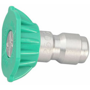 Generac GNC-6638 25-Degree Spray Tip Green For Pressure Washers Quick Connect