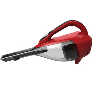 Black and Decker HLVA320J26 2Ah 9.5-Gen Lithium-Ion Hand Vacuum - Chili Red