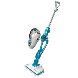 Black and Decker HSMC1361SGP 7-in-1 SteamMop W/ SteamGlove Handheld Steamer