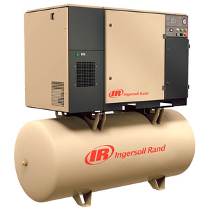 Ingersoll Rand UP6-15c-125 460V 80-Gallon 3-Phase 125-Psi 15-Hp Air Compressor