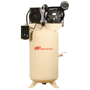 Ingersoll Rand 2475N5-V 230-Volt 80-Gallon 3-Phase Air Compressor - Value
