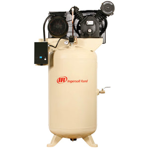 Ingersoll Rand 2475N7.5-V 200-Volt 80-Gallon 3-Phase Air Compressor - Value