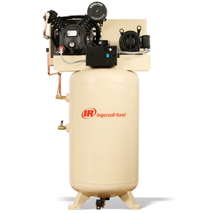 Ingersoll Rand 2475N7.5-P 200-Volt 80-Gallon 3-Phase Air Compressor - Premium