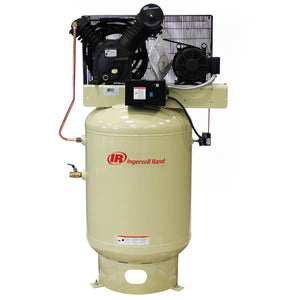 Ingersoll Rand 2545K10-VP 230-Volt 120-Gallon 3-Phase Air Compressor -Value Plus