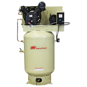 Ingersoll Rand 2545K10-P 460-Volt 120-Gallon 3-Phase Air Compressor - Premium