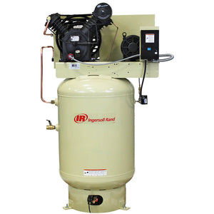 Ingersoll Rand 2545K10-P 575-Volt 120-Gallon 3-Phase Air Compressor - Premium