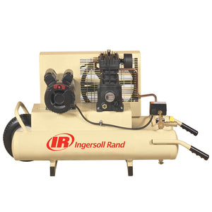 Ingersoll Rand SS3J2-WB 115/230-Volt 8-Gallon Single-Stage Electric Compressor