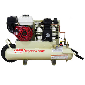 Ingersoll Rand SS3J5.5GH-WB 8-Gallon Single-Stage Gas Drive Air Compressor