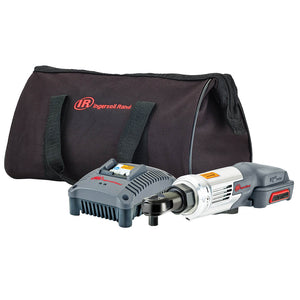 "Ingersoll-Rand IRR1130-K1 3/8"" 12V Cordless Ratchet Wrench Kit with Battery and Charger"