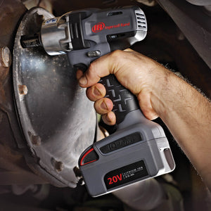Ingersoll-Rand IRW5130-K12 42437 Inch Drive IQv20 Cordless Impact Wrench Kit w 1 Battery