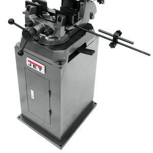 JET AB-14 5-HP 230/460V 3-Phase Heavy Duty Cast Iron Head Abrasive Saw