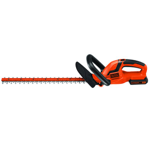 Black and Decker LHT2220 20-Volt 22-Inch MAX Cordless Lithium-Ion Hedge Trimmer