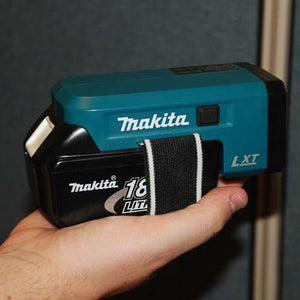Makita LXLM01 18-Volt 6 LED Compact Lithium-Ion Flashlight, - Bare Tool