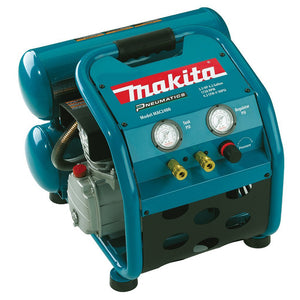 Makita MAC2400 2.5 Hp Cast Iron Roll-Cage Big Bore Air Compressor