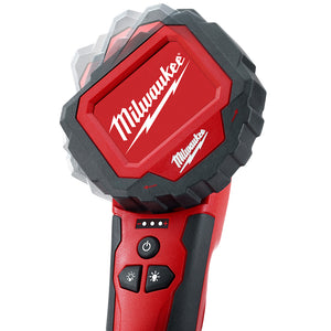 Milwaukee 2313-21 12-Volt 9mm Camera Lense Digital Inspection Camera Kit