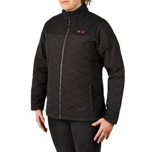 Milwaukee 233B-21S M12 HEATED WOMEN'S AXIS JACKET KIT S (BLACK)