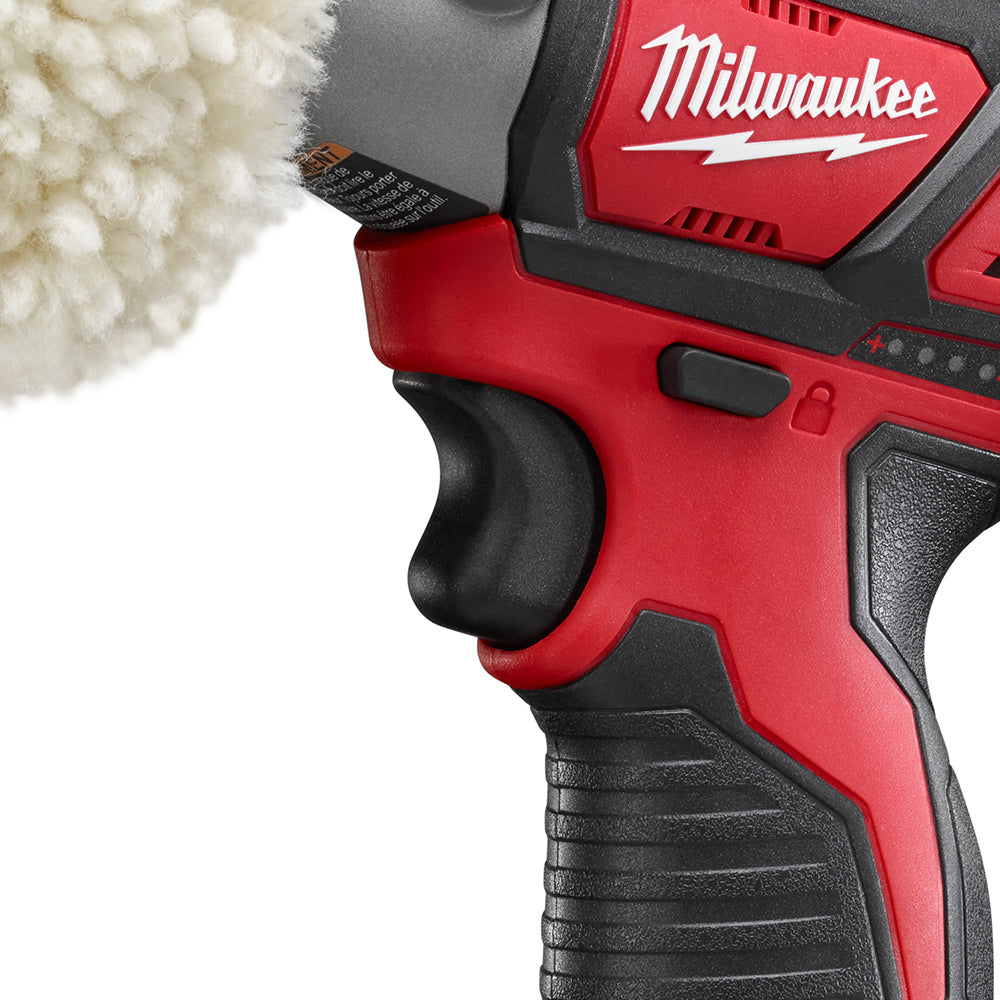 Milwaukee 2438-20 M12™ Variable Speed Polisher//Sander Tool Only
