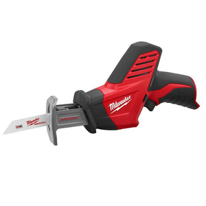 Milwaukee M12 2493-82 12-Volt 2-Tool Hackzall and Driver Combo Kit - Recon