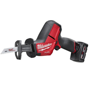 Milwaukee FUEL M12 2520-81XC 12V HACKZALL Reciprocating Saw Kit - Reconditioned