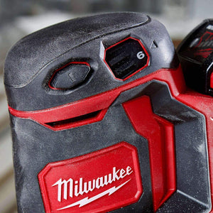 Milwaukee 2648-21 M18 18V 5-Inch Cordless Random Orbit Sander Kit
