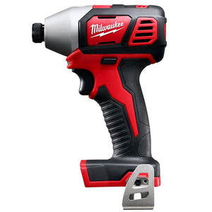 Milwaukee 2656-80 M18 18V 1/4-Inch 4-Pole Hex Impact Driver - Bare, Recon