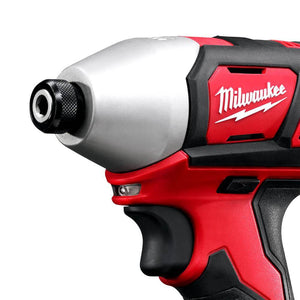 Milwaukee 2656-80 18-Volt 1/4-Inch 4-Pole Hex Impact Driver - Bare, Recon