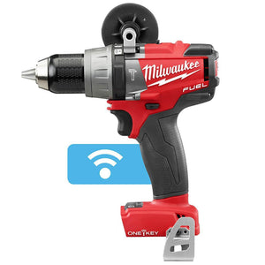 Milwaukee FUEL M18 2706-80 18-Volt 1/2-Inch Hammer Drill/Driver - Bare, Recon