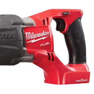 Milwaukee FUEL M18 2721-80 18V Sawzall Reciprocating Saw-Bare, Reconditioned
