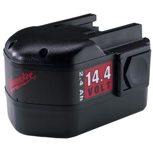 Milwaukee 48-11-1024 14.4-Volt 2.4Ah No Memory Effect Reversable Battery