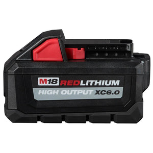 Milwaukee 48-11-1865 M18 FUEL 18V 6.0-Amp Lithium-Ion High Output Battery Pack