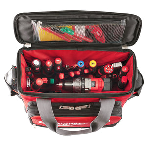 Milwaukee 48-22-8210 17 x 11 x 17-Inch Durable Professional Jobsite Tech Bag