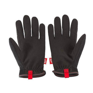 Milwaukee 48-22-8711 Smart Wipe Free-Flex Breathable Work Gloves - Medium