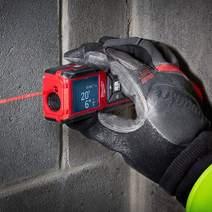 Milwaukee 48-22-9803 330-Foot Heavy Duty Measuring Laser Distance Range Meter