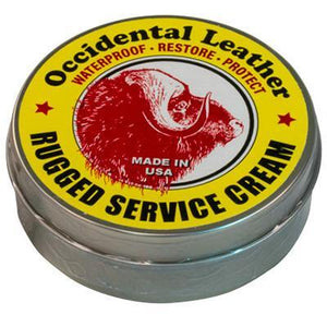 Occidental Leather 3850 4oz Waterproof Leather Protection Rugged Service Cream